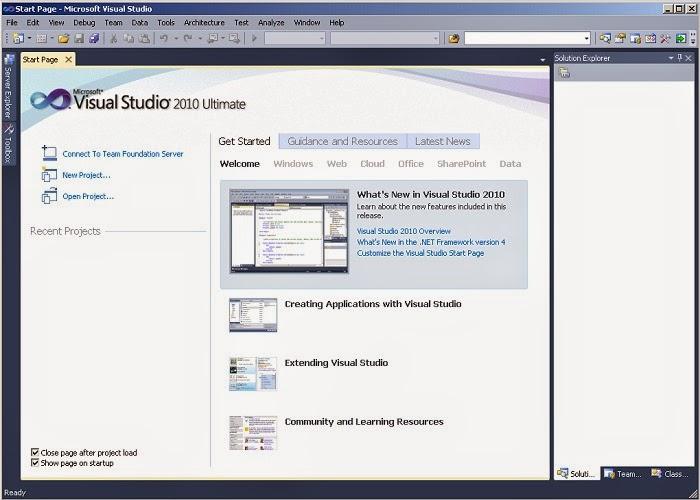 microsoft visual studio 2010 ultimate crack serial key