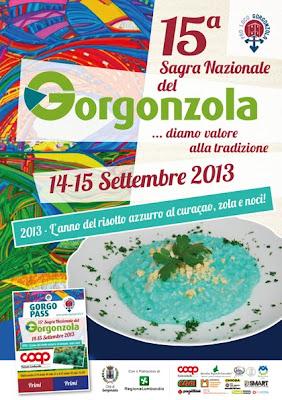 sagra del gorgonzola a gorgonzola 14-15/09/13