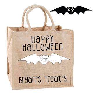 Halloween Bag KraftyBaggers