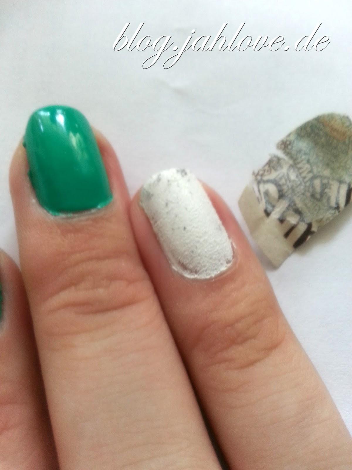 blog.jahlove.de ::.: [Review] Essence Nail Art Paper Print Manicure