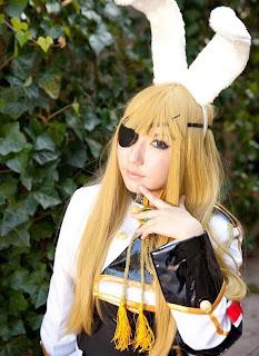 Umineko no Naku Koro ni Siesta/Chiester cosplay by Saku