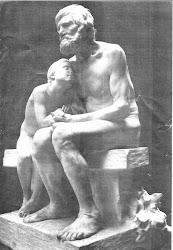 Mis escultores ...