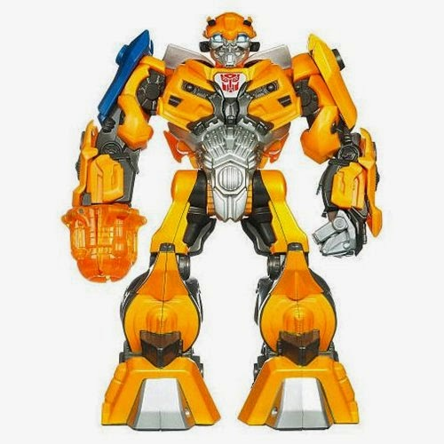 Autobot like getter