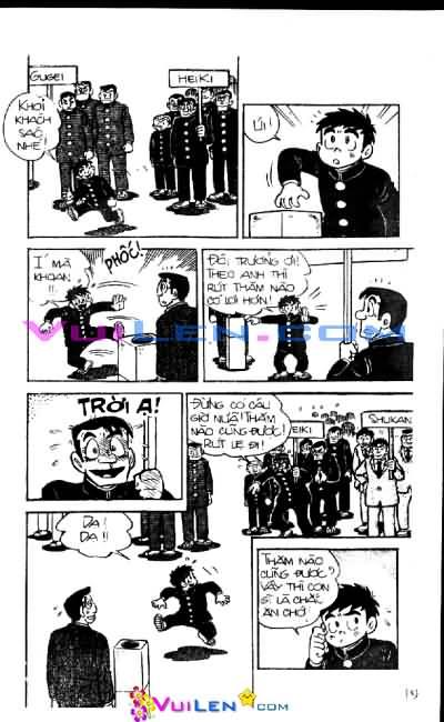Jindodinho - Đường Dẫn Đến Khung Thành III  Tập 8 page 19 Congtruyen24h