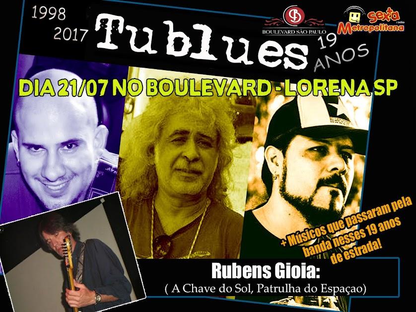 Tublues - 19 ANOS DE ROCK'NROLL