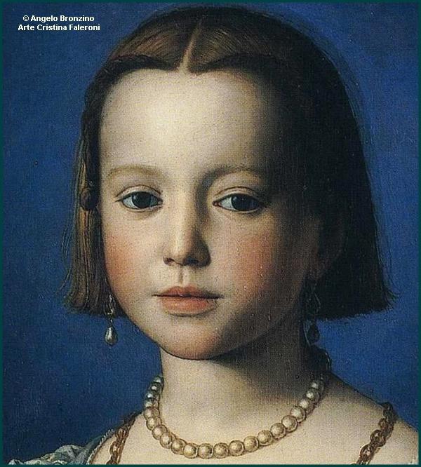 Angelo Bronzino pintor Italiano.