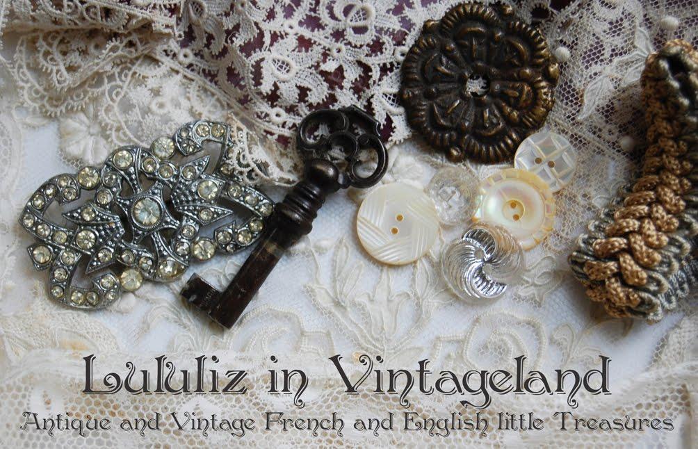 Lululiz in Vintageland