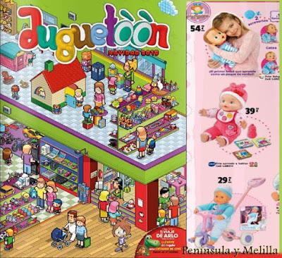 folleto P-M juguetton navidad 2015