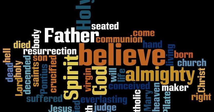 The Catholic Toolbox Apostles Creed Activities