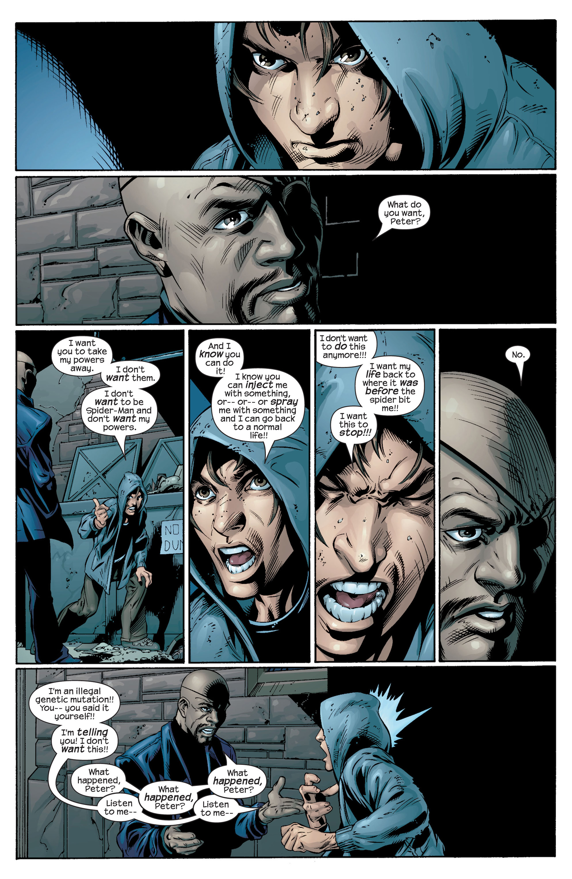 Ultimate Spider-Man (2000) Issue #39 #43 - English 6
