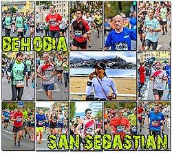 Aranjuez en la Behobia - San Sebastián