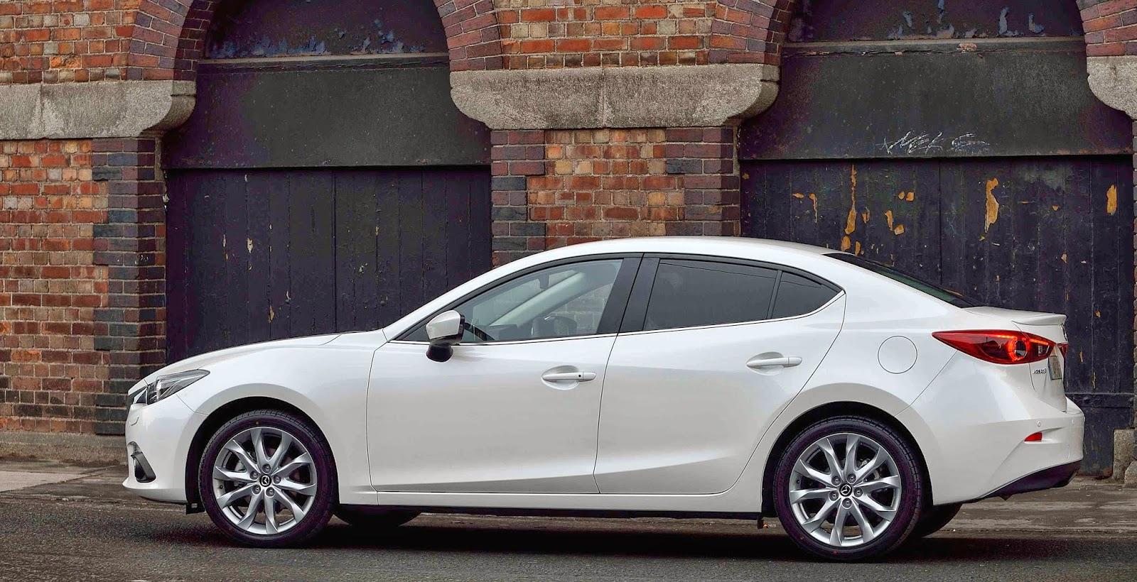 Irish Car Travel Magazine Road Test Mazda3