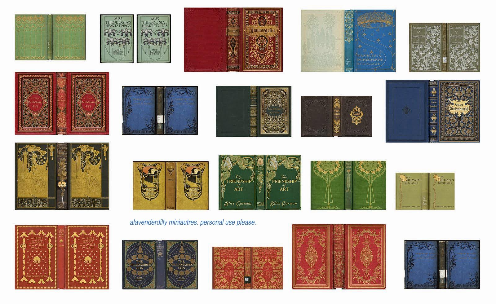 Free Book Cover Printables ~ Images about ting jeg skal prøve on pinterest