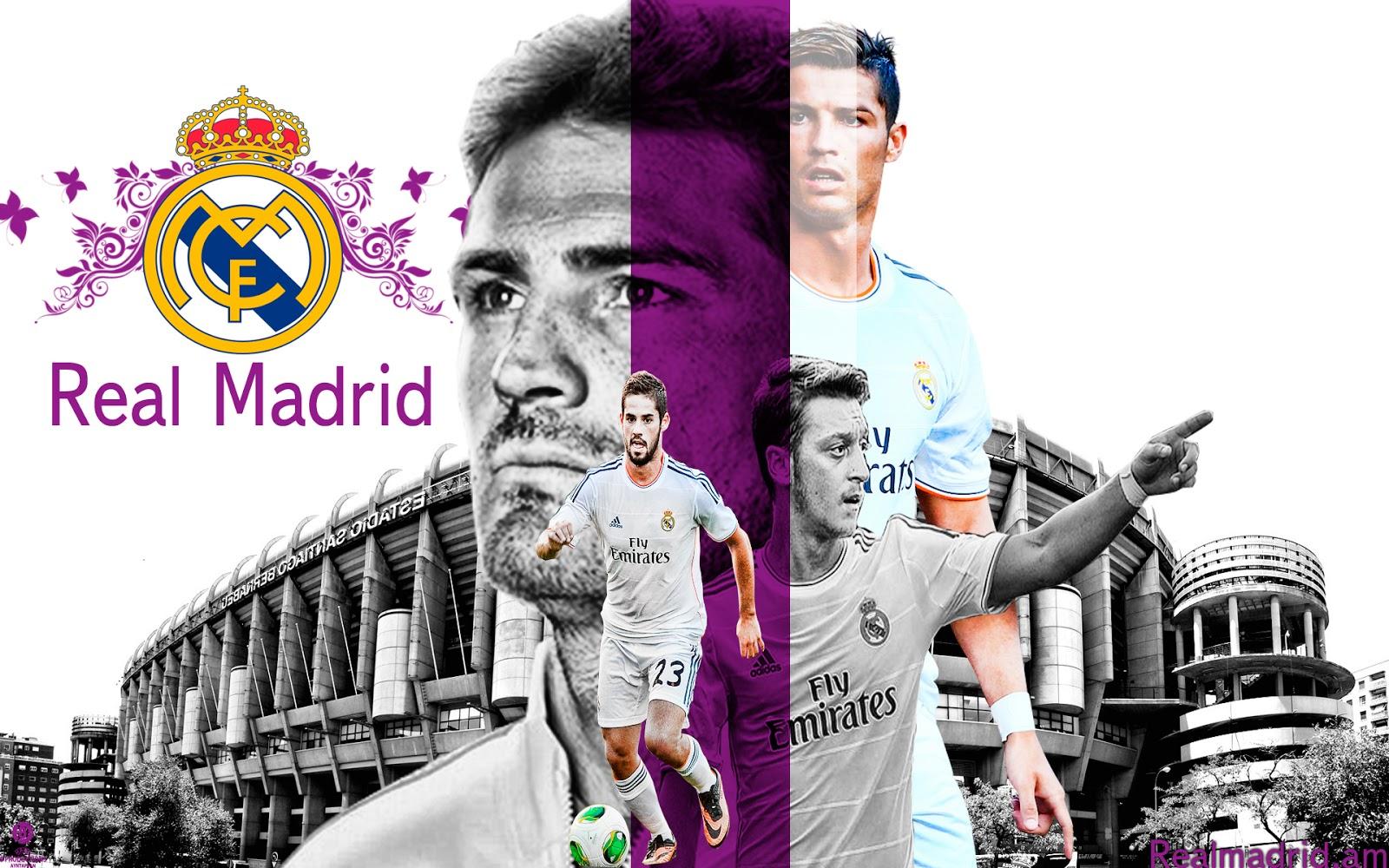 Real Madrid 2013/14 wallpaper