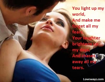 Romantic poems of love for her quotes