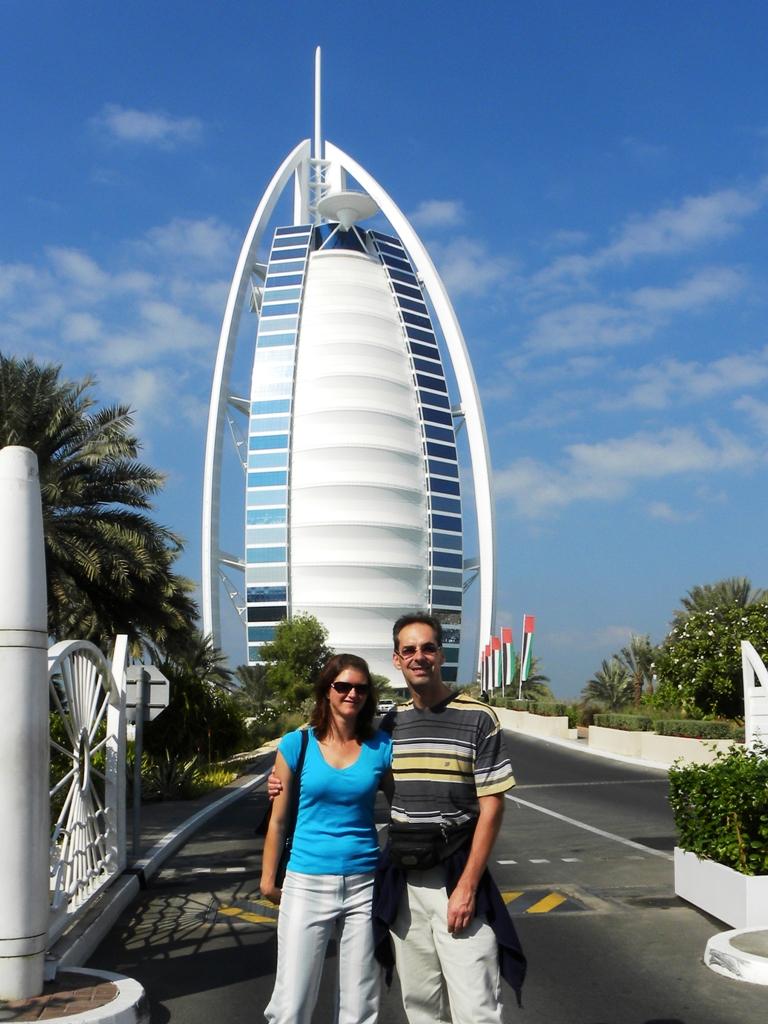 Travels ballroom dancing amusement parks the only 7 for Burj al arab 7 star hotel