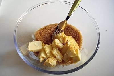 Crostata di grano saraceno 1