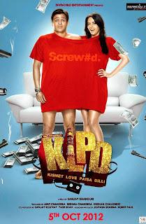 Kismet Love Paisa Dilli (2012) Movie Poster