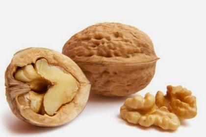 Manfaat Kacang Walnut Untuk Kesehatan Otak