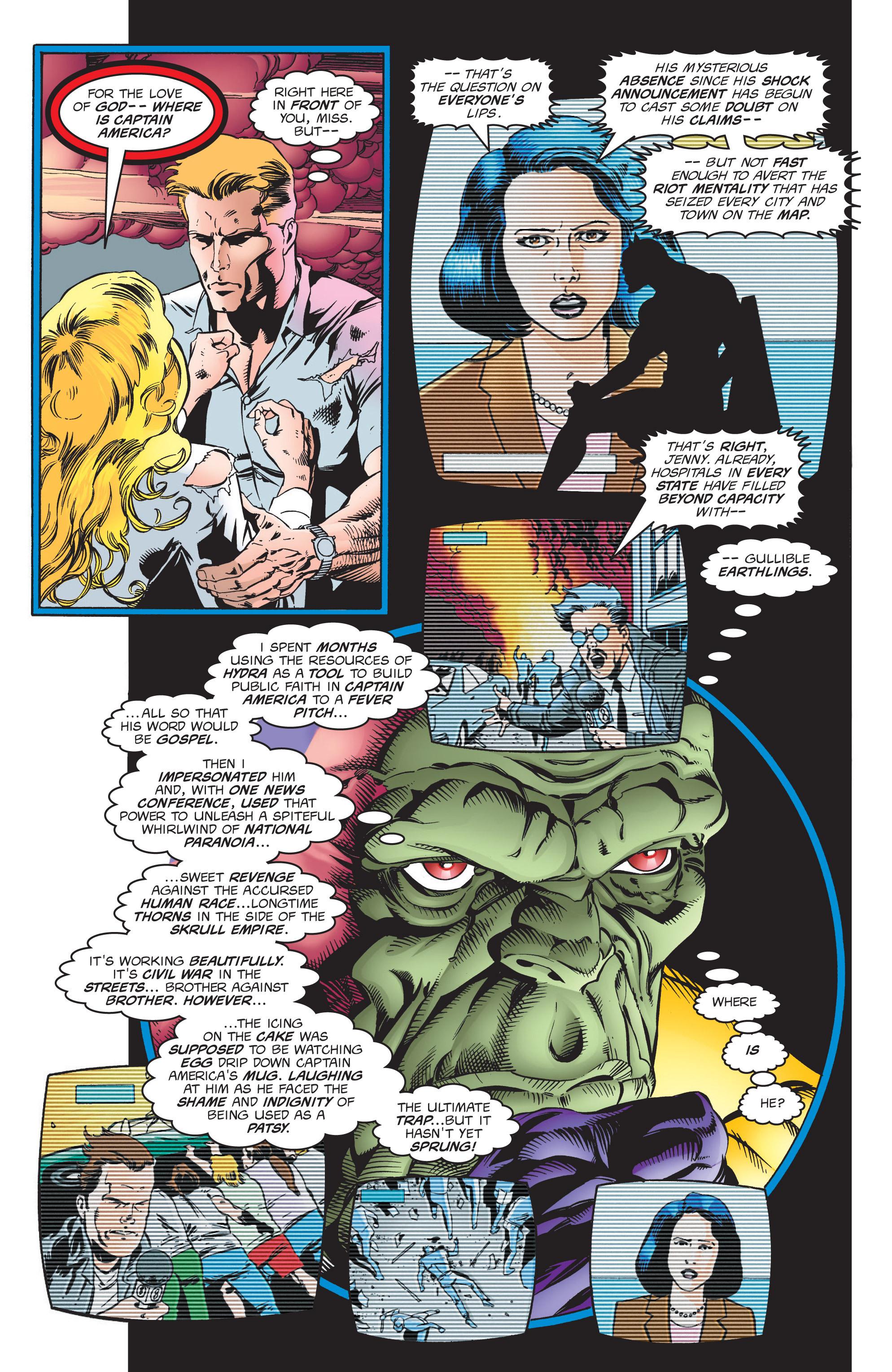 Captain America (1998) Issue #7 #10 - English 6