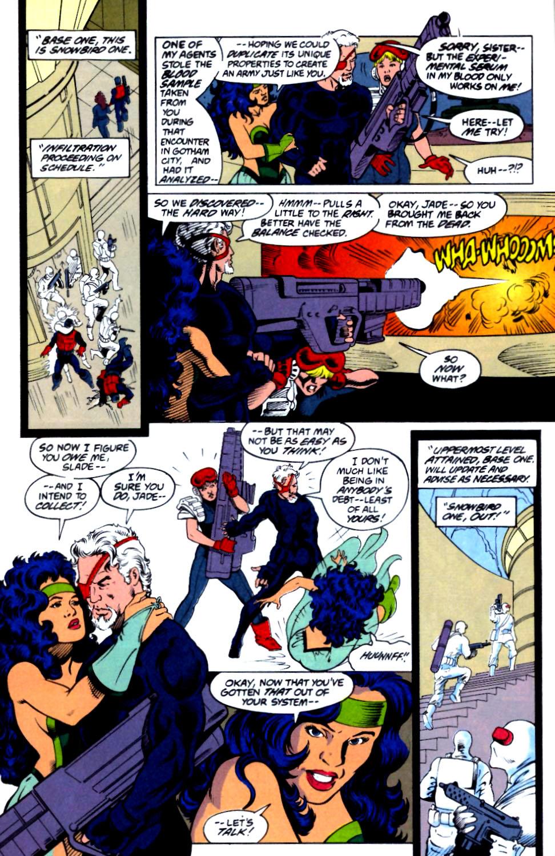 Deathstroke (1991) Issue #18 #23 - English 7