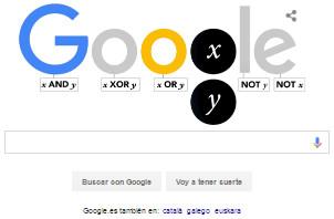 Doodle George Boole