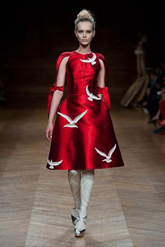 Oscar Carvallo 2013 sonbahar-kış haute couture