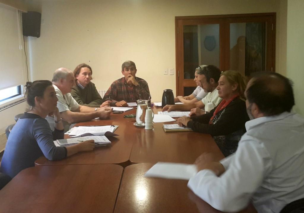 MUNICIPIO: Reunión de la Comisión Permanente de Carrera Sanitaria Municipal