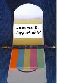Skriv till mig!