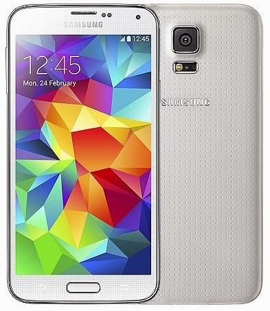 Gambar Samsung Galaxy S5 Depan dan Belakang