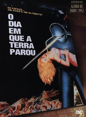 O Dia Em Que a Terra Parou - DVDRip Dublado