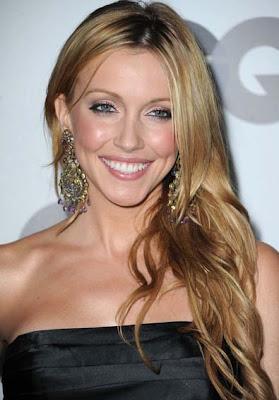 Katie Cassidy Crystal Chandelier Earrings