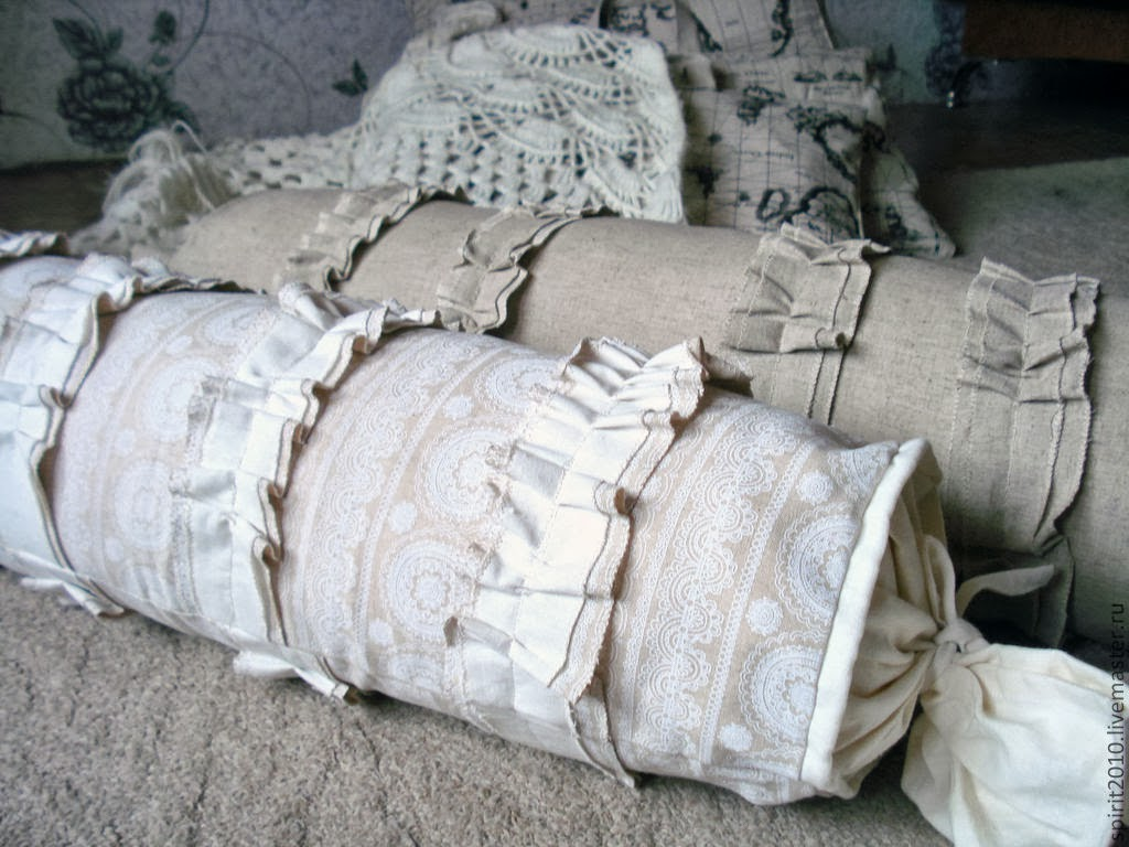 Бохо подушки своими руками