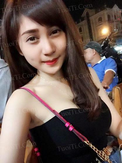 gái xinh Nguyễn Nhi da trắng sexy 13