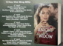 The Warrior Knight and the Widow Blog Tour