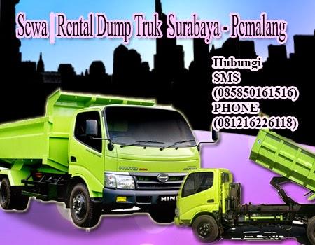 Rental Dump Truk Surabaya - Purwokerto