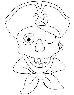 Dibujos de Piratas