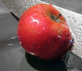 التفاح يقى من خطر  الجلطات