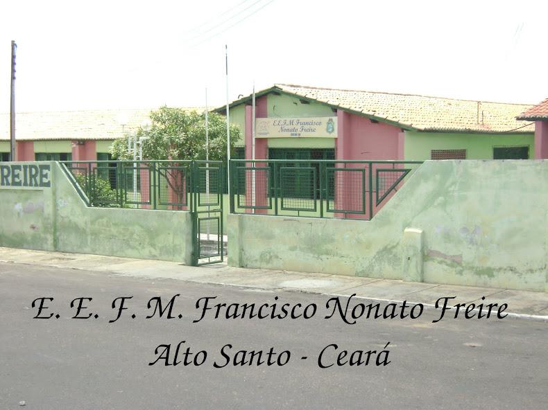 Escola Francisco Nonato Freire