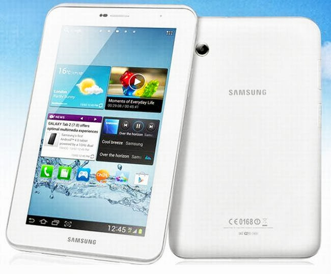 Samsung galaxy Tab 3 review