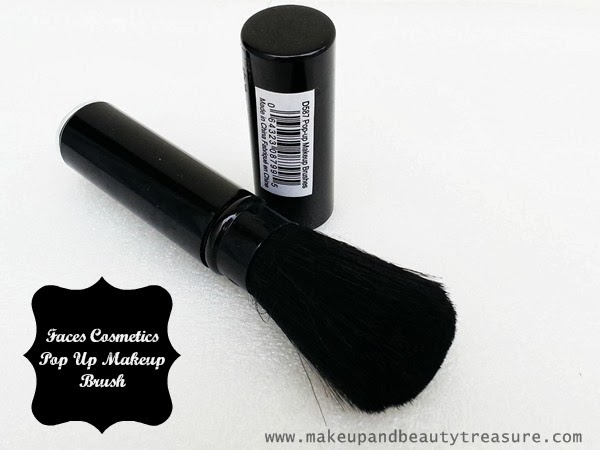 Faces Cosmetics  Makeup Brush