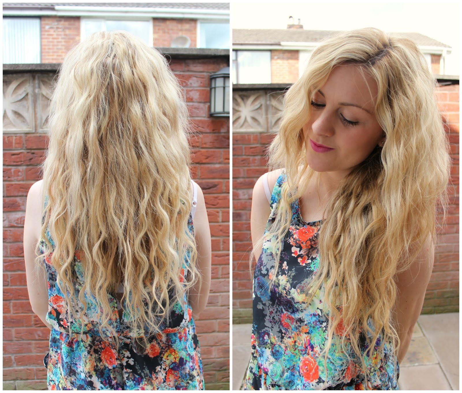 Imogen foxy locks foxy locks extensions in depth look quality review cliphair deluxe volume hair extensions through pmusecretfo Images