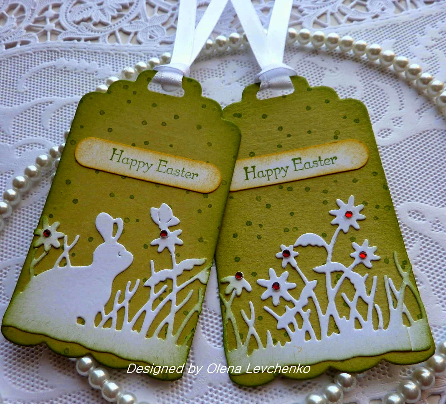 Cottageblog happy easter gift tags happy easter gift tags negle Gallery