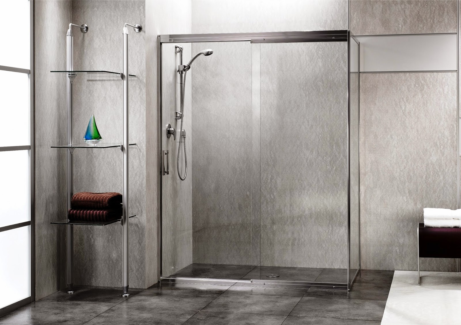 How To Choose Your Bathroom Shower Screens