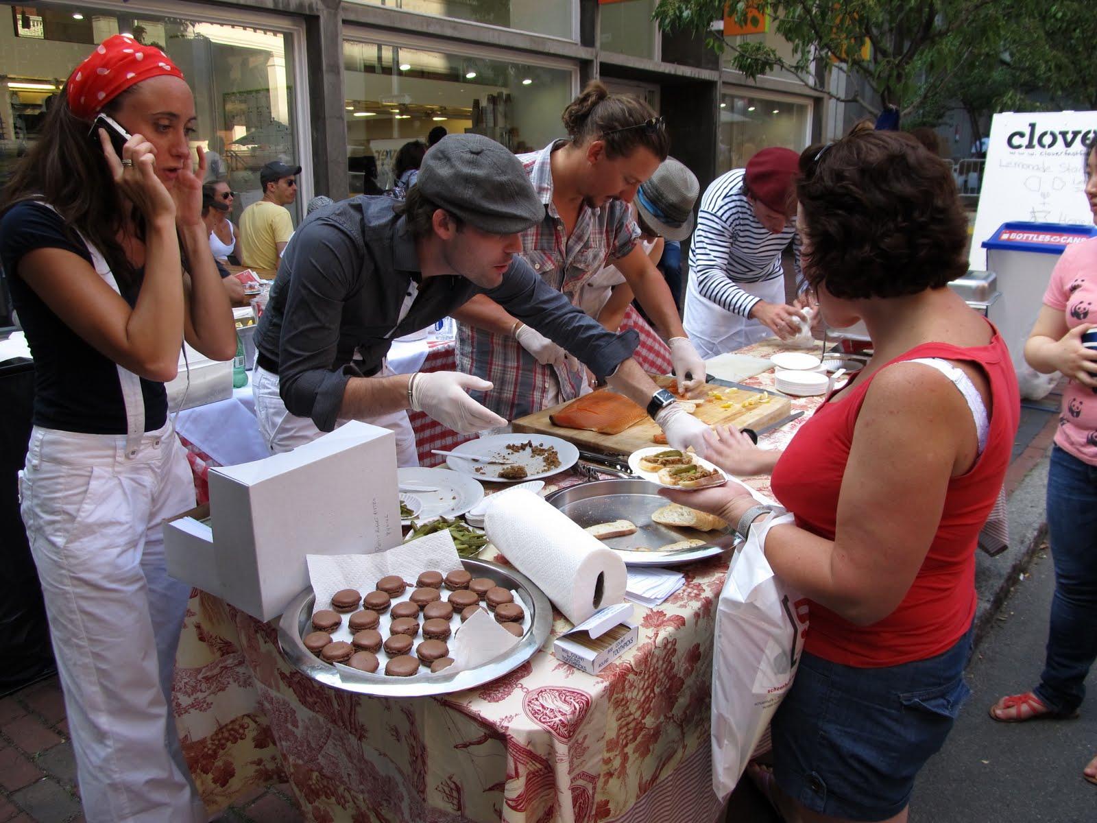Cupcakes Harvard Square