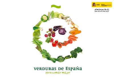 Verduras de España