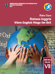 Bahasa Inggris, When English Rings the Bell : buku guru