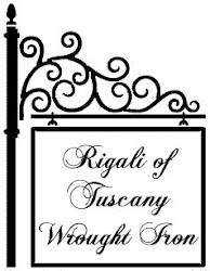 Rigali of Tuscany  Artistic Wrought Iron