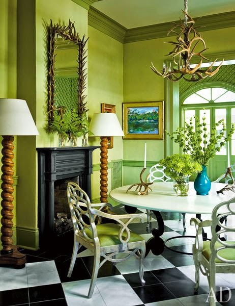 Decor inspiration A Glamorous and Historic New Orleans