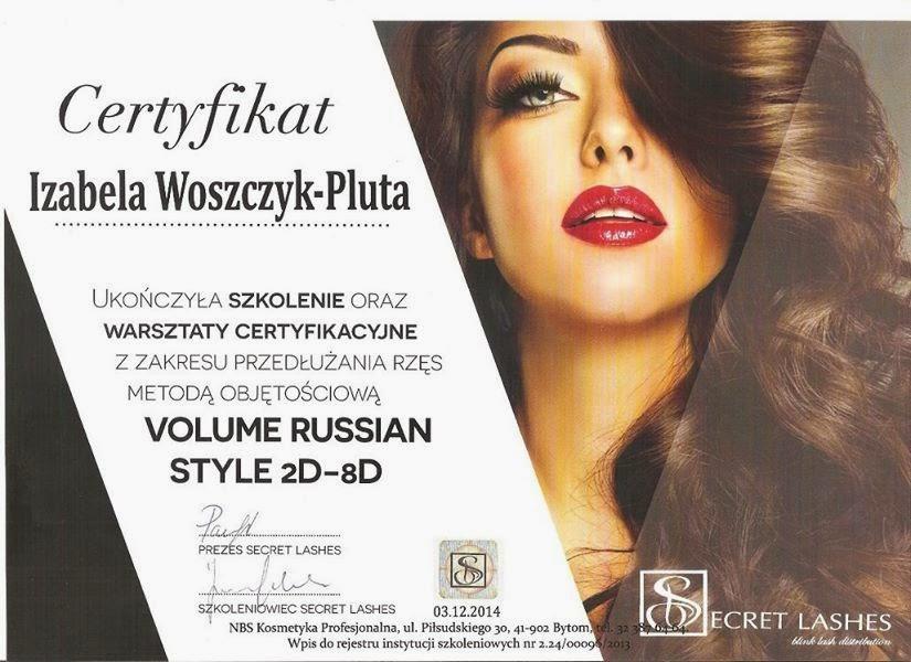 Russian Volume
